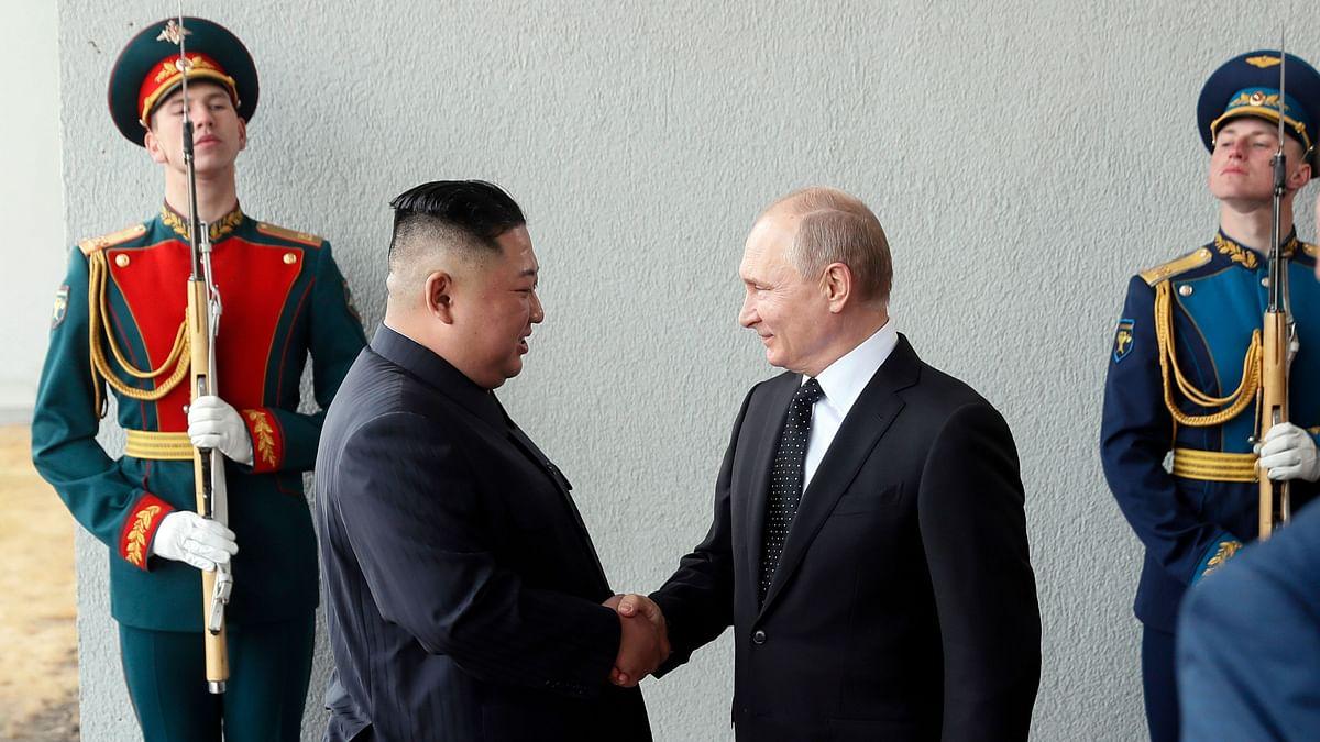 Kim Says US Acted in Bad Faith; Putin Ready to Brief US on Summit