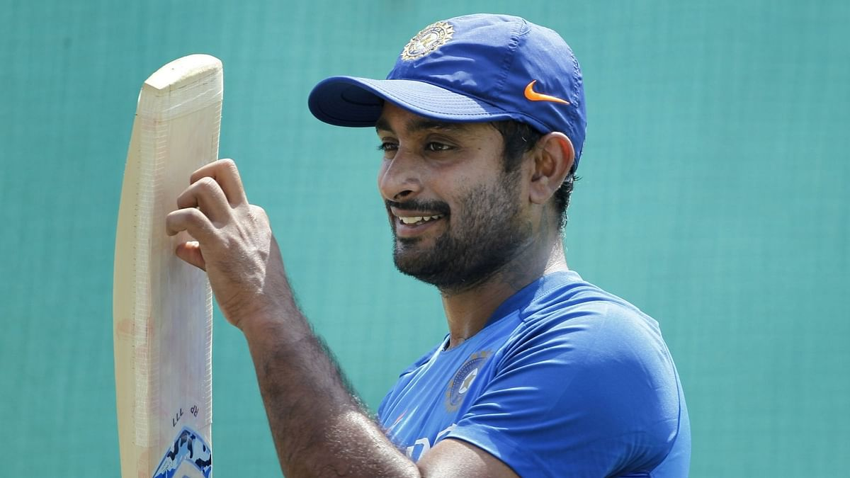 Was Prepared for WC, But Maybe Their Idea of No 4 Changed: Rayudu