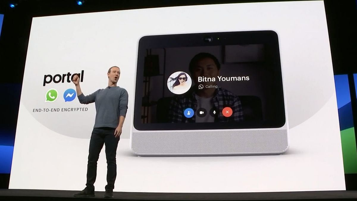 Facebook's Portal Video Chat Device Now Supports WhatsApp Calling