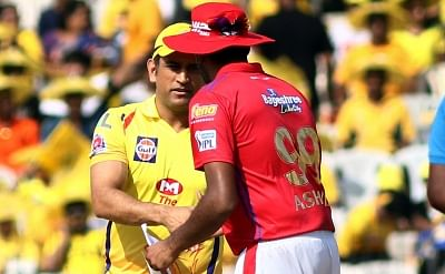 """<div class=""""paragraphs""""><p>Sehwag spoke about the time MS Dhoni pulled up Ashwin for his on-field behaviour.</p></div>"""