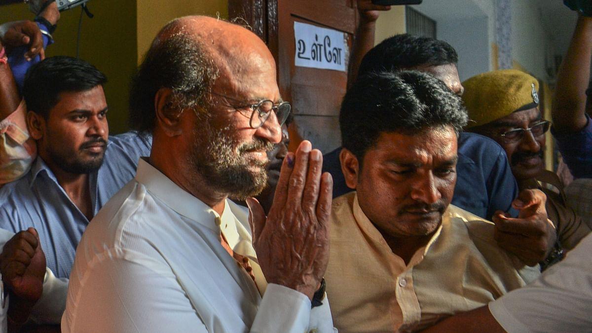 'Won't Disappoint Fans': Rajinikanth Promises to Contest TN Polls
