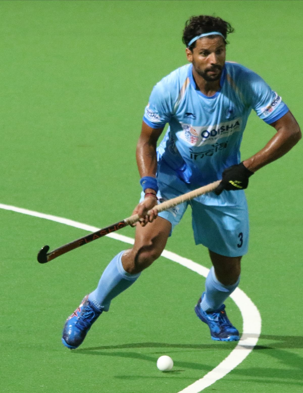 It was only in the 53rd minute that India managed to score their second goal as Rupinder Pal converted a penalty corner.