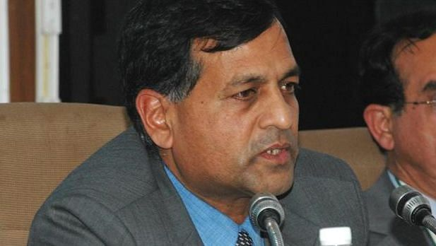 File image of Election Commissioner Ashok Lavasa.