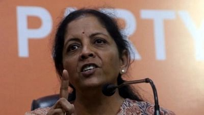 Want CRPF in WB Till End of MCC: Sitharaman on Mamata's 'Threats'