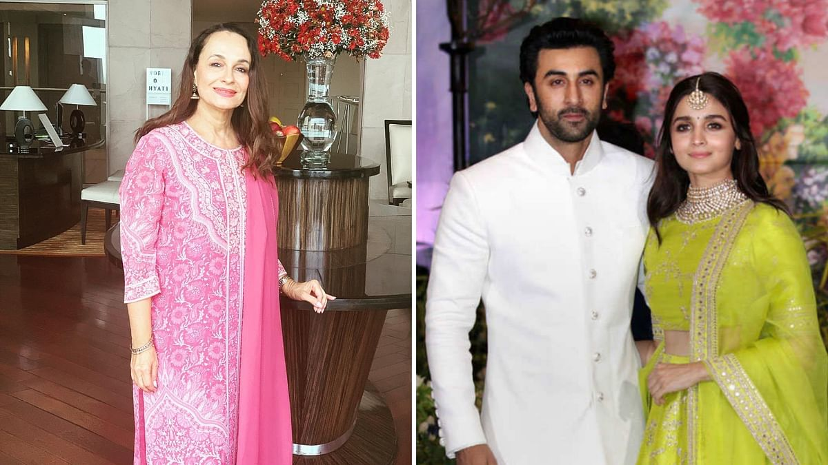 Soni Razdan Opens up About Alia-Ranbir Wedding Rumours