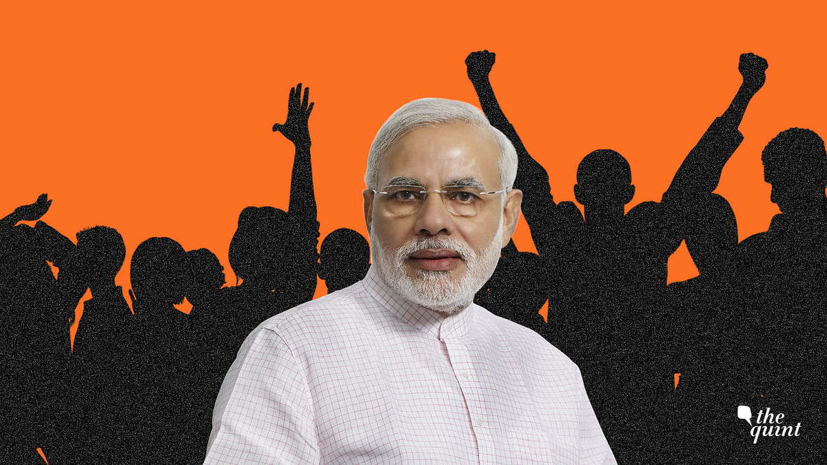 Modi, Suddenly, Does Not Look Invincible Anymore — Here's Why