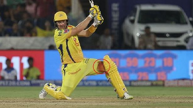 Shane Watson nearly pulled off the 150-run chase against Mumbai Indians as he scored a 59-ball 80 on Sunday.