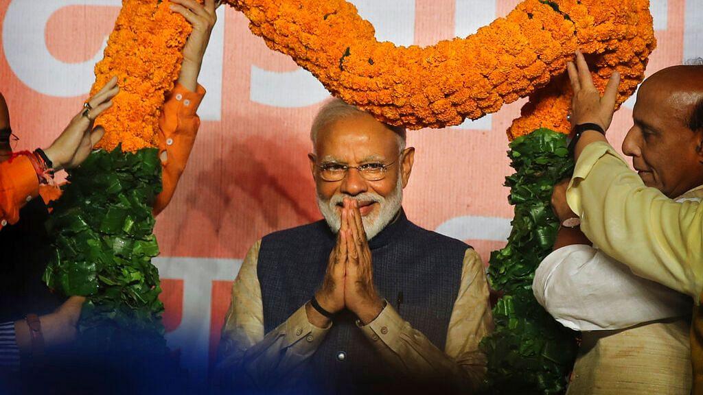 Modi's Victory 'Bad for India's Soul': Int'l Media on Historic Win