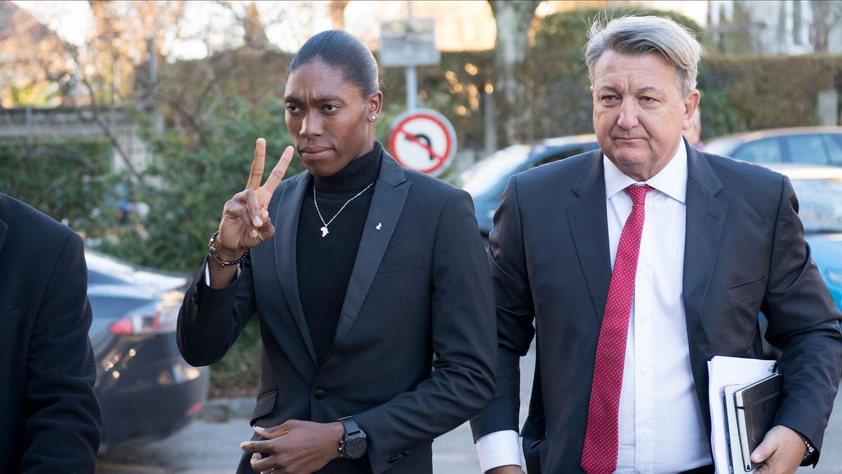IAAF Won't Drug Me: Semenya Appeals Against Testosterone Ruling