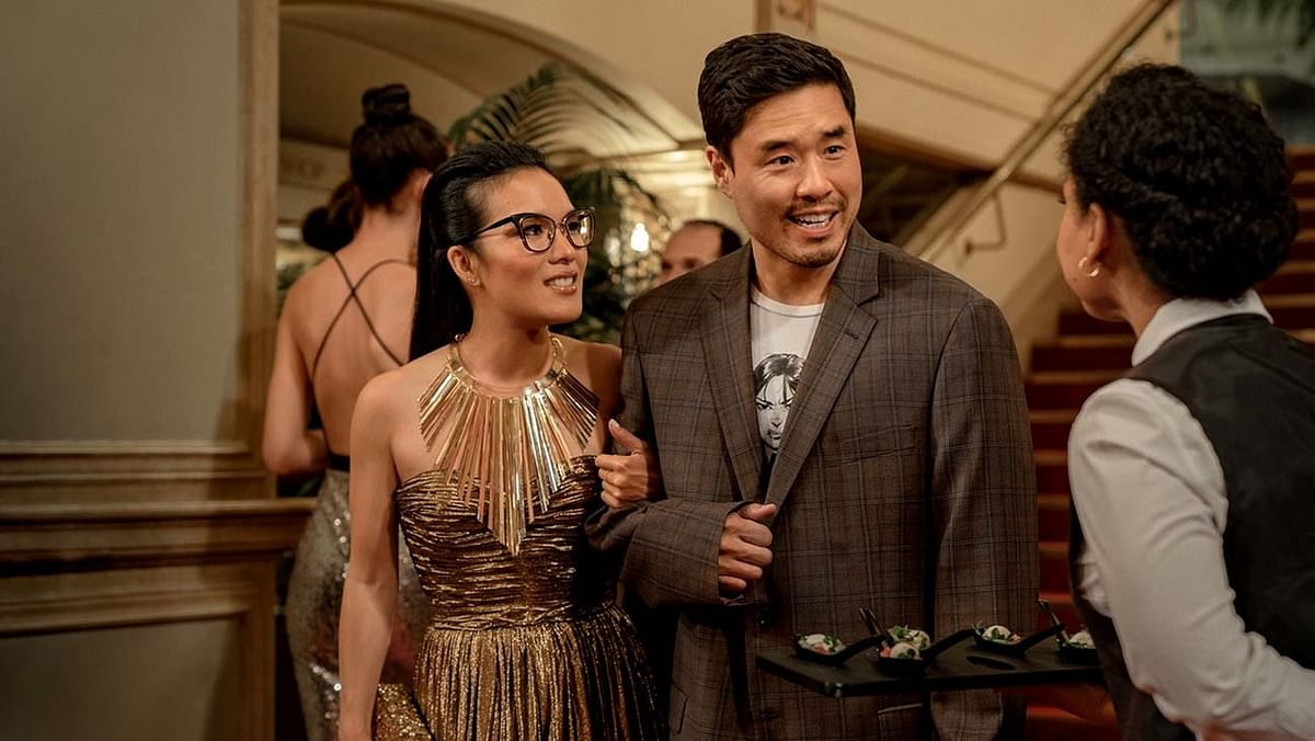 Ali Wong and Randall Park in <i>Always Be My Maybe</i>.