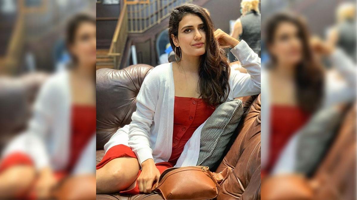 Actor Fatima Sana Shaikh's response to a troll.
