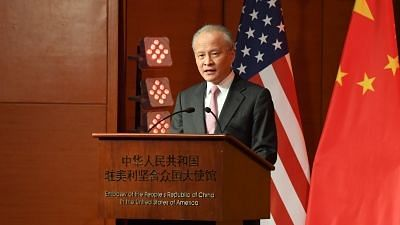 Chinese Ambassador Blames US for Sinking Trade Deal
