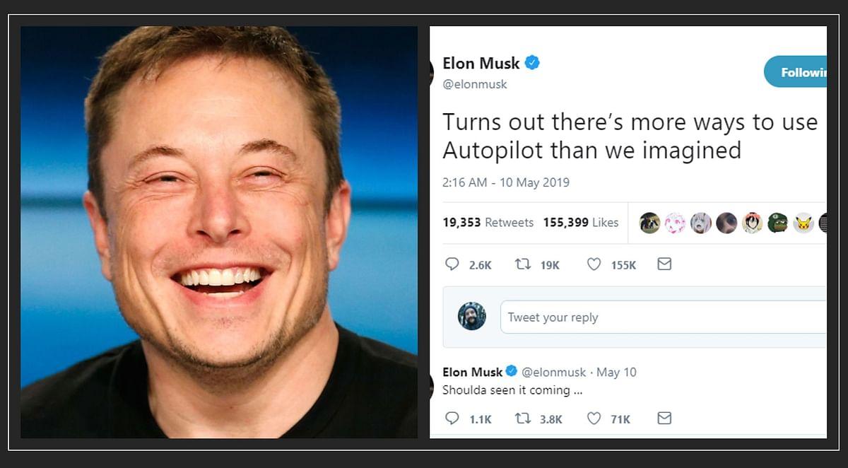 Elon Musk's Tweet on Sex Act in a Tesla on Autopilot Draws Flak
