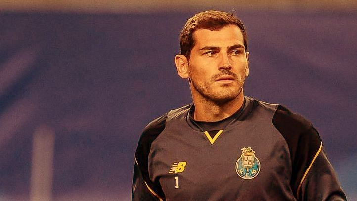 Casillas had to be rushed to a local hospital after he suffered a heart attack during a training session in May.