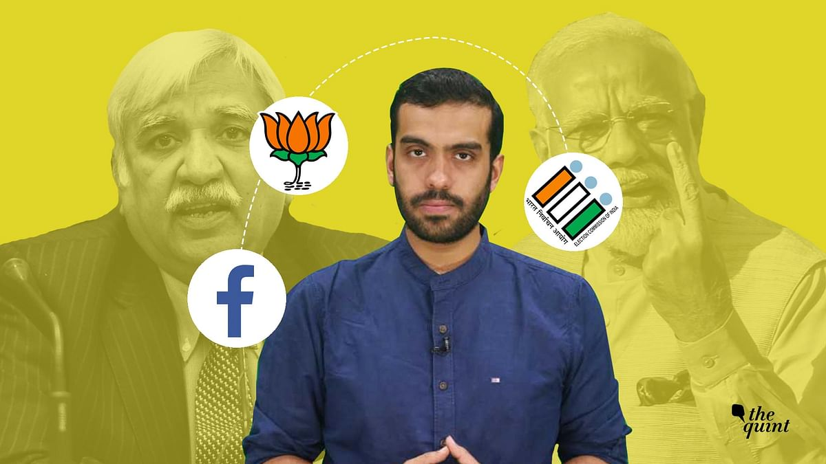 What's it Gonna Take for EC To Stop BJP's Violations on Facebook ?