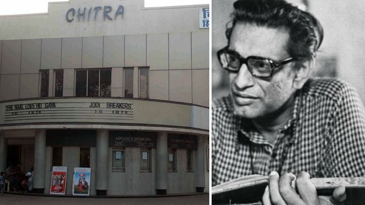 Chitra, Thank You for Satyajit Ray and the Cinema That Was