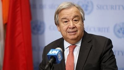 Member Nations Must Abide by UNSC's Decision on Azhar: UN Chief