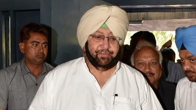 Amarinder's Career Will End After LS Polls, Says Sukhbir Badal