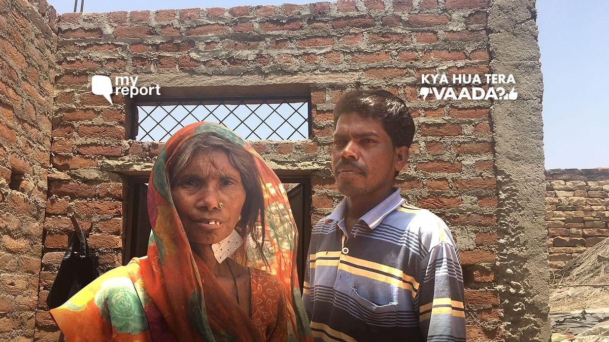 In Gwalior's Ghatigaon, Locals Tired of Corruption in Awas Yojana