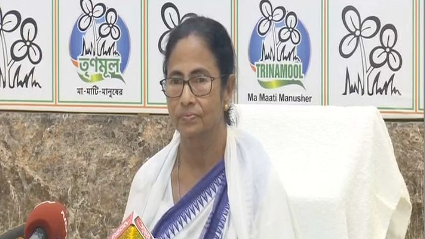 'Unprecedented, Unconstitutional': Mamata Slams EC's Campaign Ban