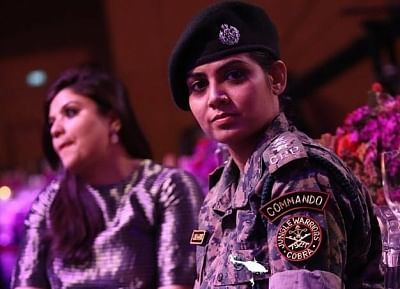 Woman CoBRA commando from Bastar breaks stereotypes