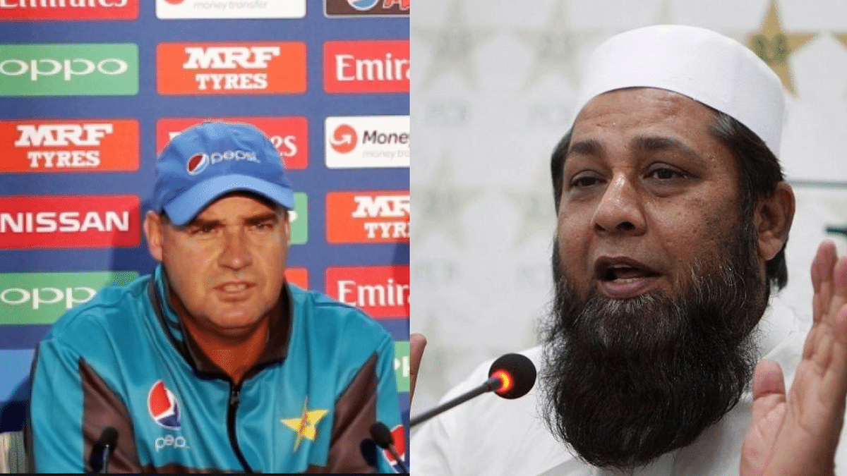 PCB to Part Ways With Coach Arthur, Selector Inzamam After WC