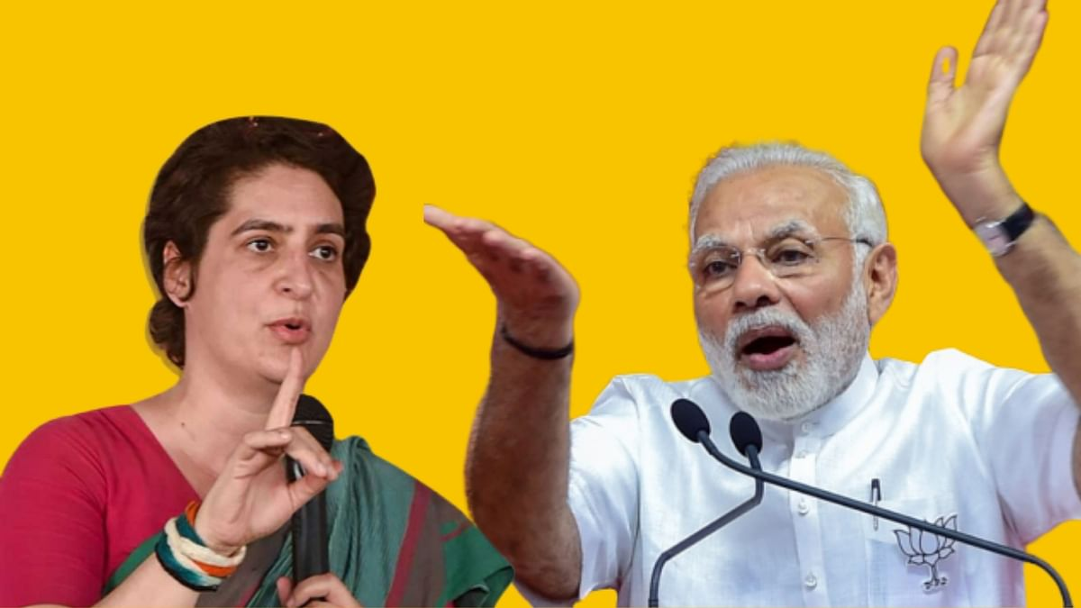 'Modi Govt Has Been All Campaign, No Work': Priyanka Gandhi