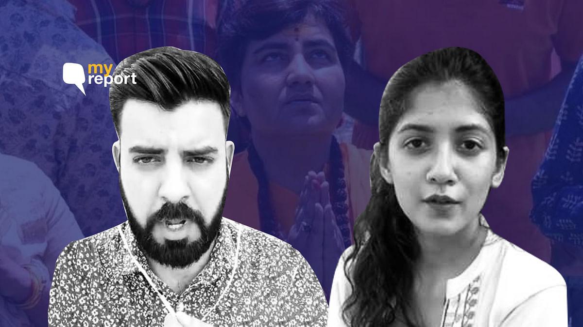 'Pragya Thakur's Idea of Nationality is Illogical & Unacceptable'