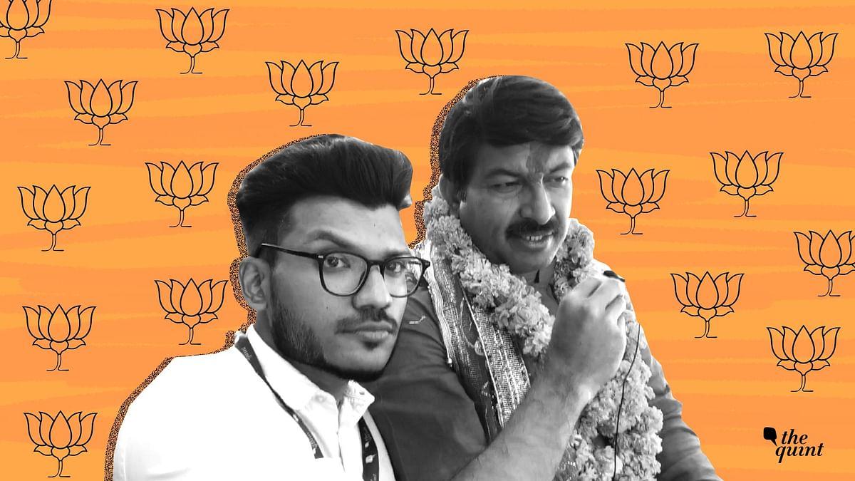 Kejriwal Gets Slapped to Gain Sympathy: Manoj Tiwari on Poll Trail