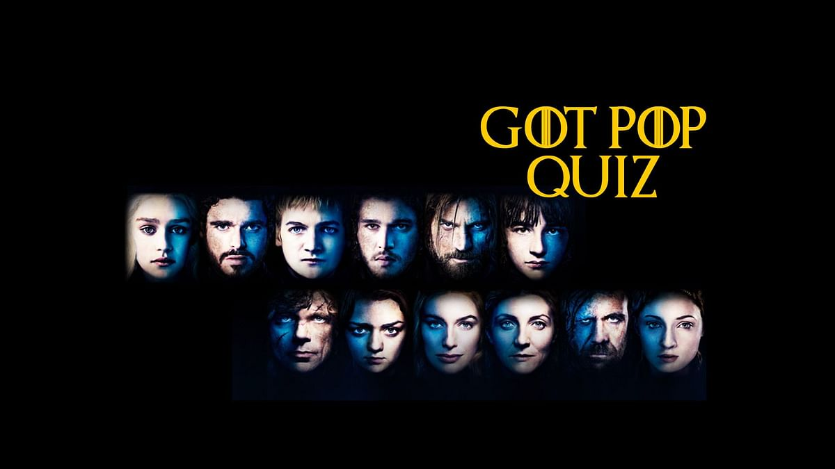 Take this quiz to test your knowledge of the Game of Thrones universe.