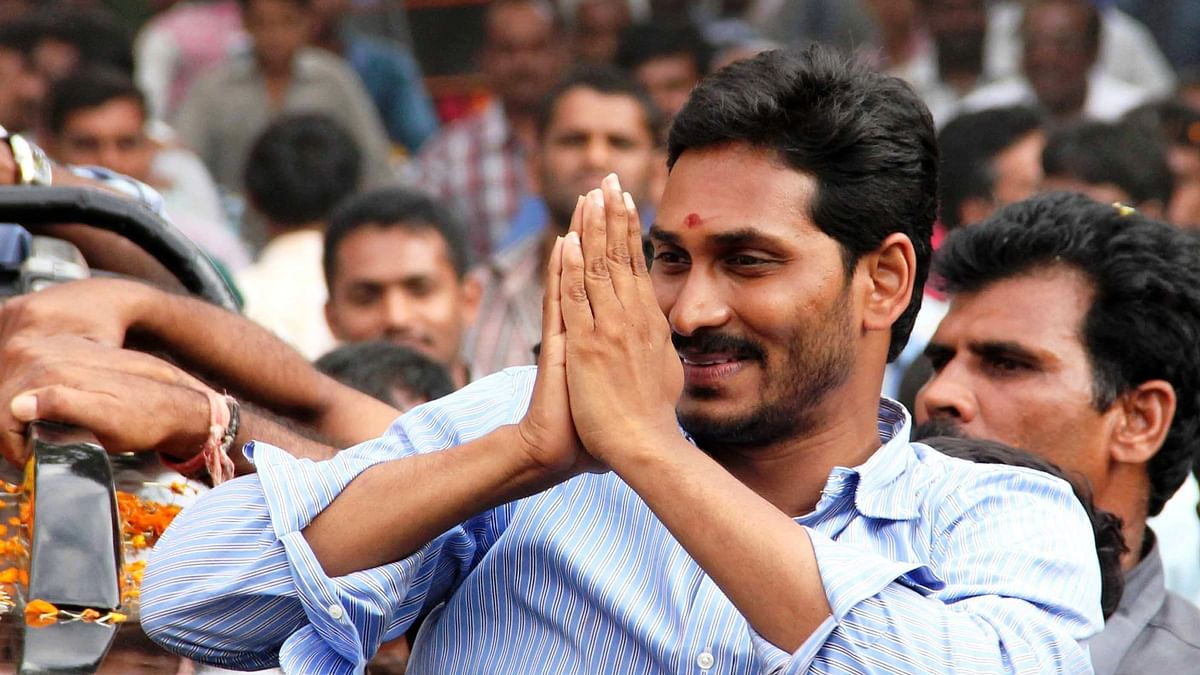 Andhra CM Jagan Mohan Reddy Says He Won't Support NRC in the State
