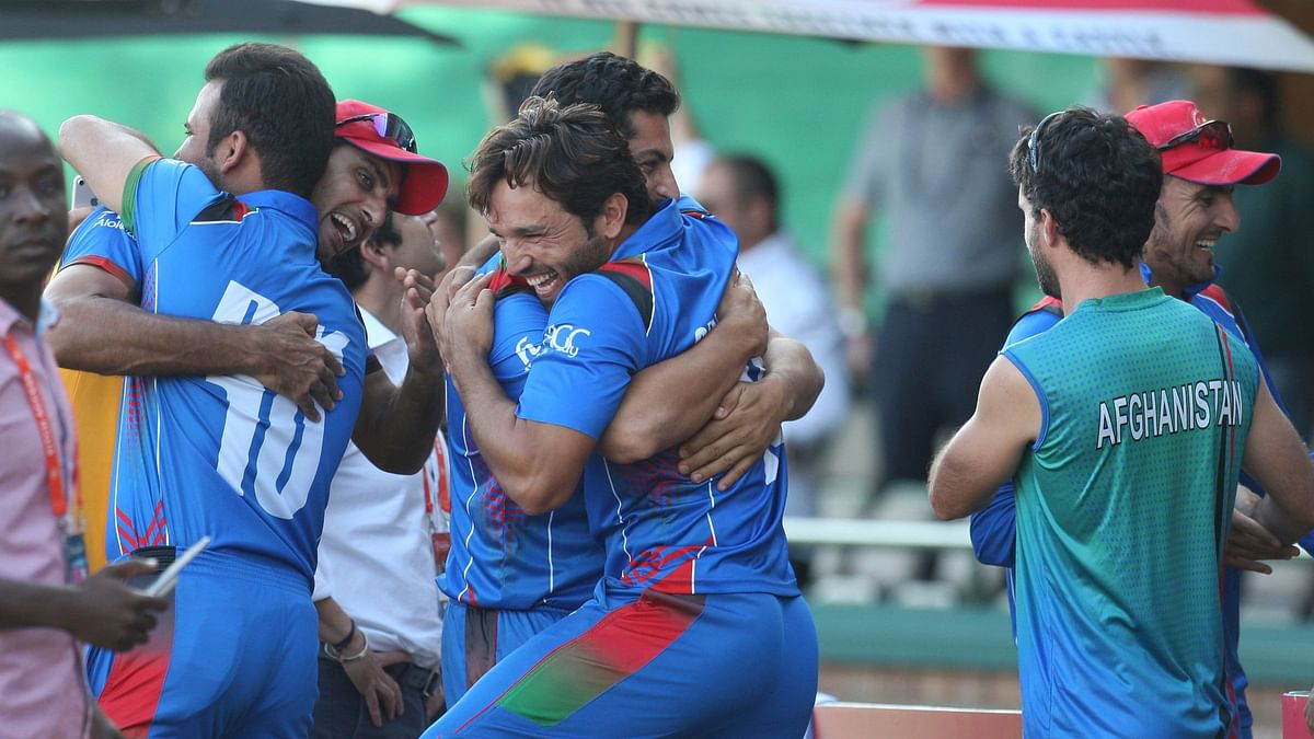 Afghanistan made the cut for the 2019 ICC World Cup after winning the qualifying tournament, ahead of West Indies.