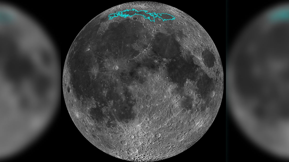 Earth's Moon is Shrinking and Quaking, Says NASA Study