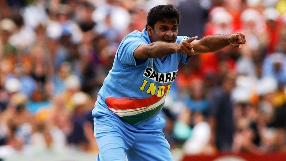 In what will be his last World Cup, Javagal Shrinath made sure he gave the Indian fans a treasured memory.