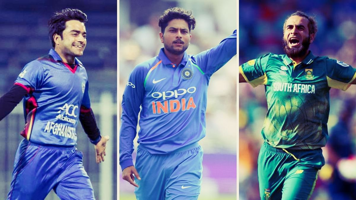 ICC World Cup 2019: Five Spinners to Watch Out For