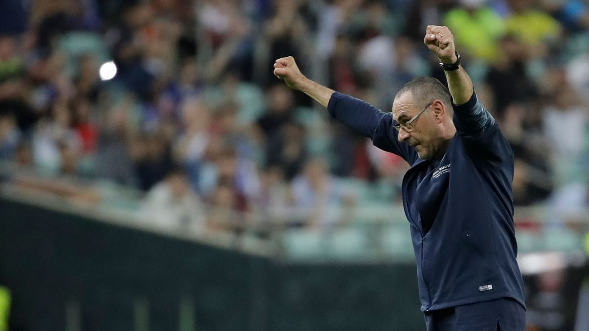 Amidst speculations of him leaving the club, Maurizio Sarri got his moment of glory with an emphatic win over London rivals.