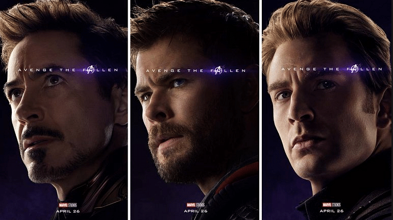 Fan Narrates All of Endgame To His Blind Friend; A Marvel Bromance