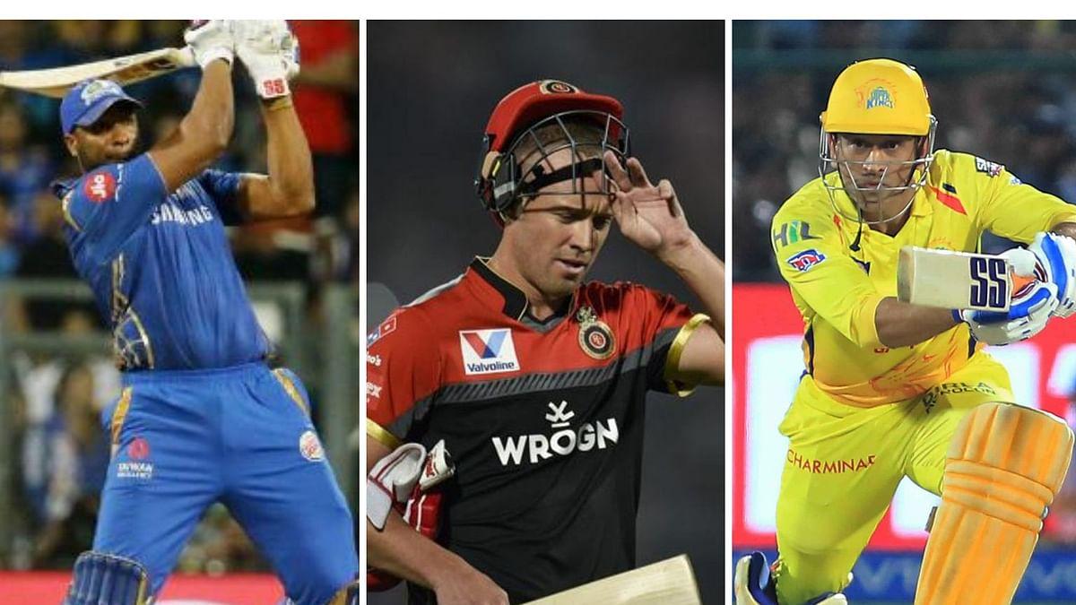 Dhoni, Pollard, De Villiers: IPL 2019's Match-Winning Knocks