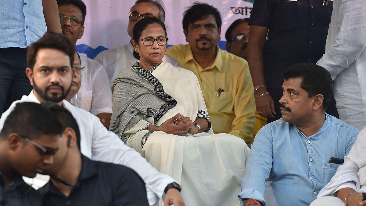 Met With 'Jai Shri Ram' Chants, Mamata Says 'Will Skin You Alive'