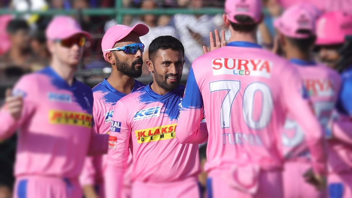 Shreyas Gopal is IPL 2019's second-highest wicket-taker with 18 wickets in 13 matches.