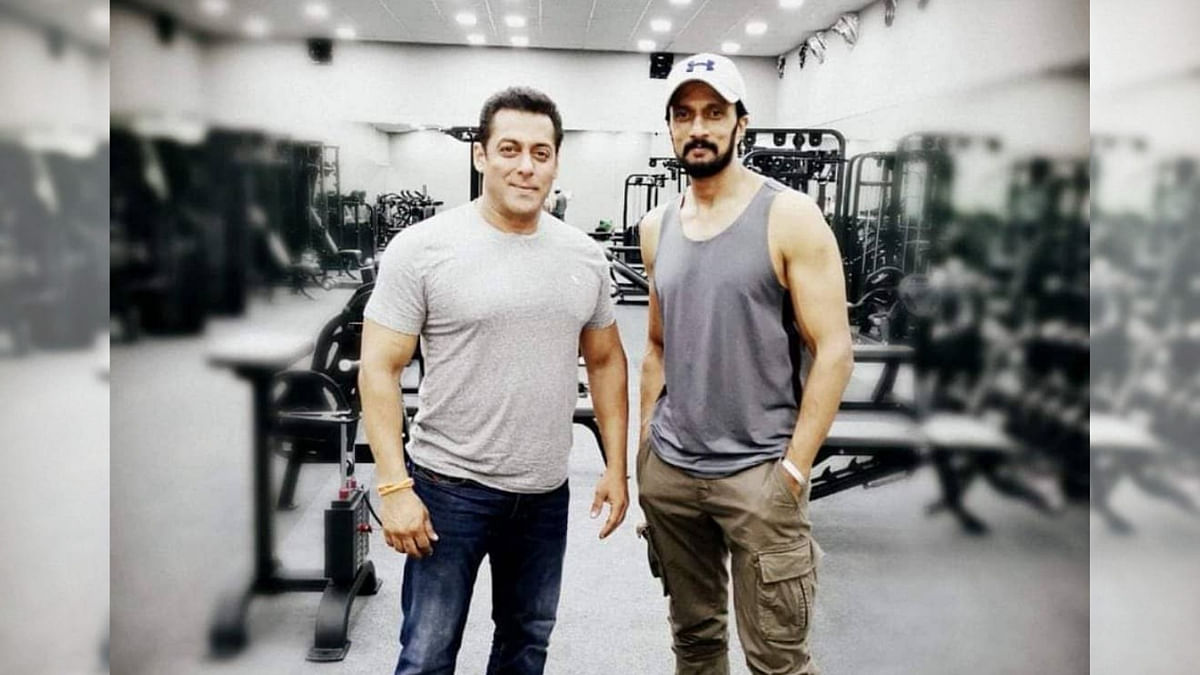 'Dabangg 3' Climax Revealed: Bare-Chested Salman Fights Sudeep
