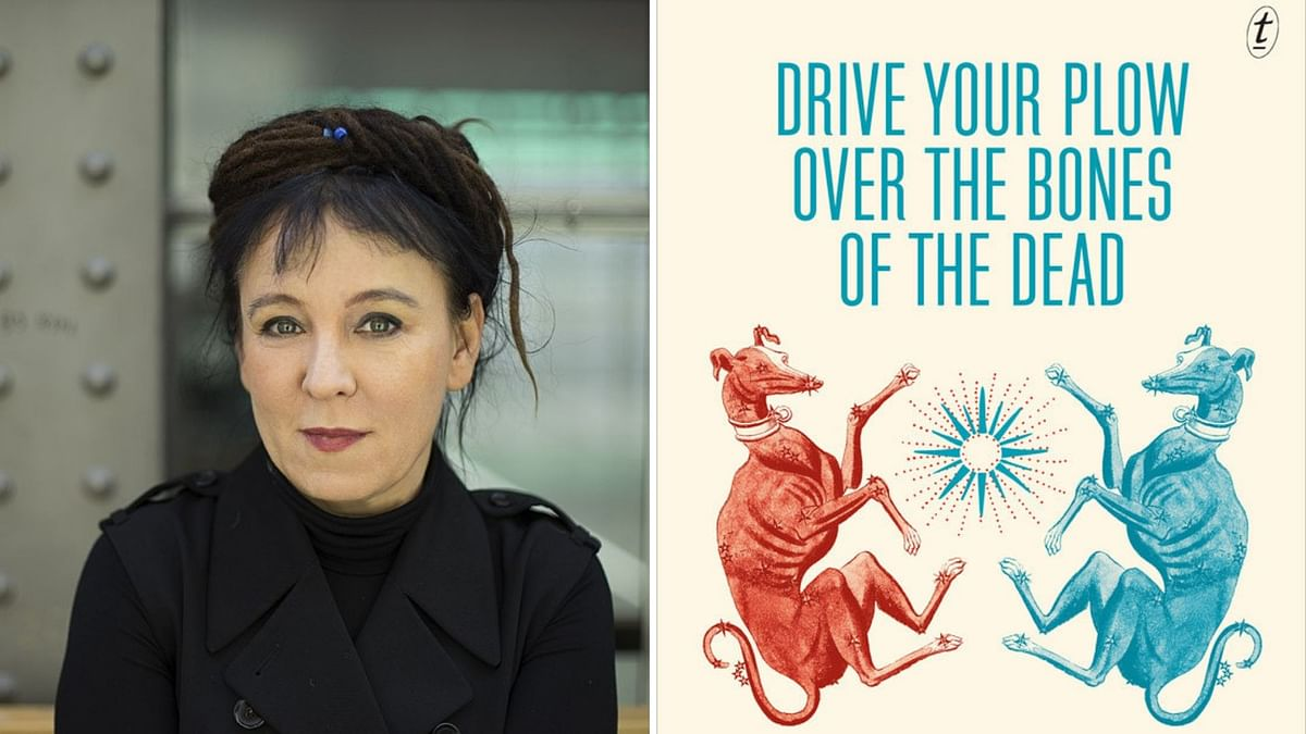 Olga Tokarczuk and Drive Your Plow Over The Bones Of The Dead.