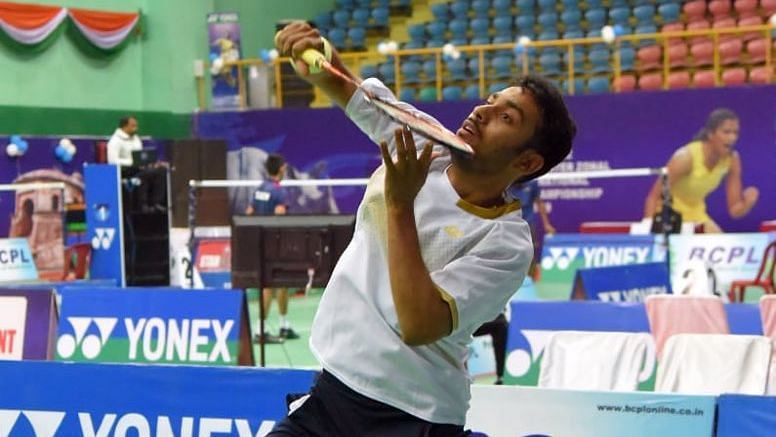 Sourabh Verma defeated Koga 22-20, 21-15 in the semi-final clash which lasted for 51 minutes.