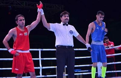 India Open: Mary Kom, Shiva Thapa, Amit Panghal win gold
