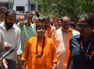 Pragya Singh Thakur. (Photo: IANS)