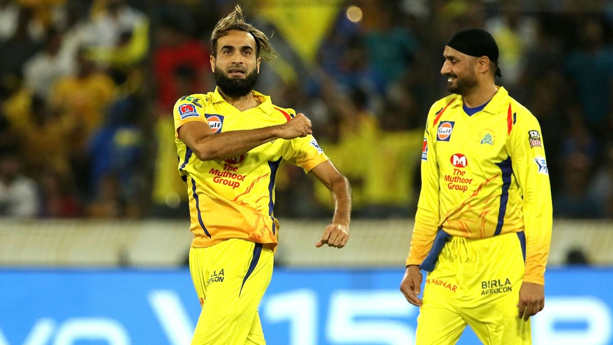 With 26 wickets, Imran Tahir was awarded the Purple Cap for taking the highest number of wickets in IPL 2019.