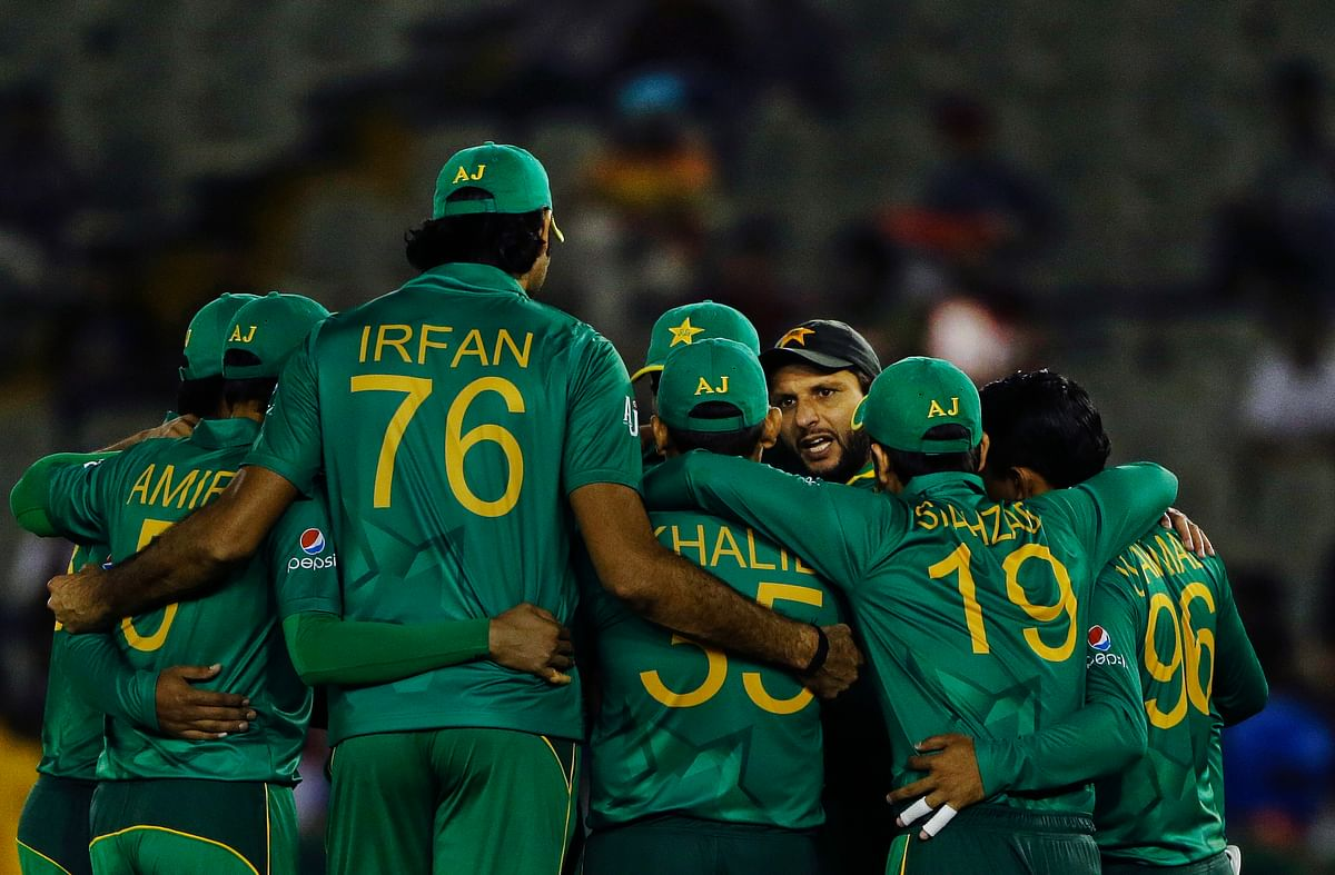 Shahid Afridi last played for Pakistan in the T20 World Cup hosted by India in 2016.