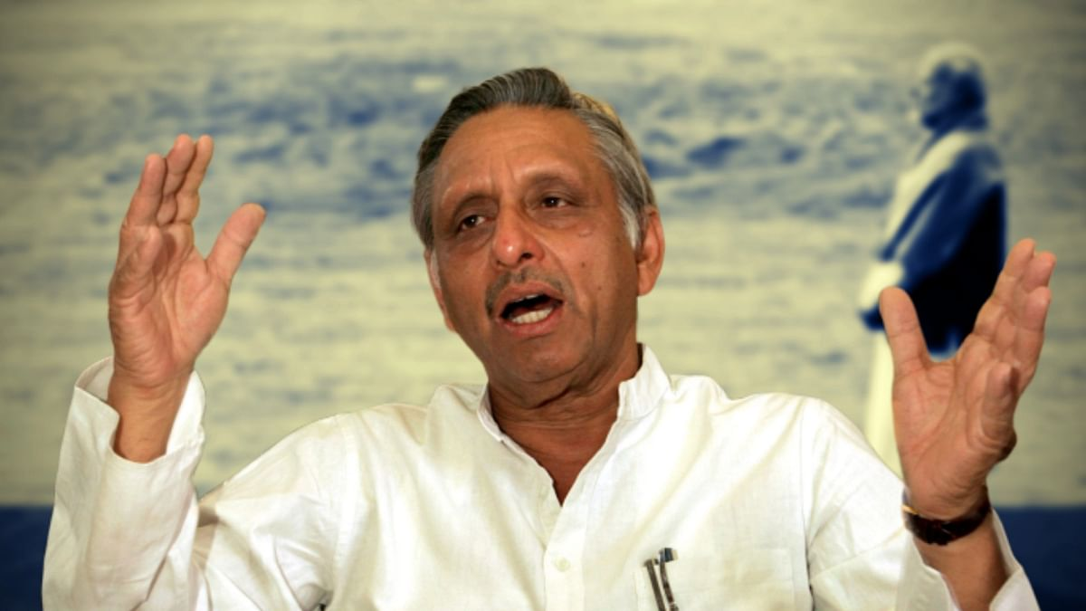 File image of Congress leader Mani Shankar Aiyar.