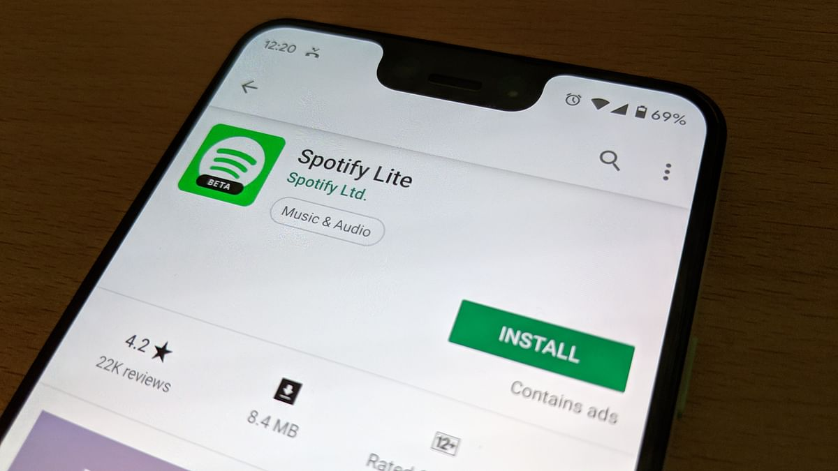 Spotify Lite Launches in India, Works on Low-End Android Phones