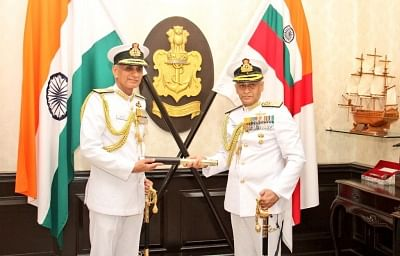 Will provide strong, credible Navy: new chief